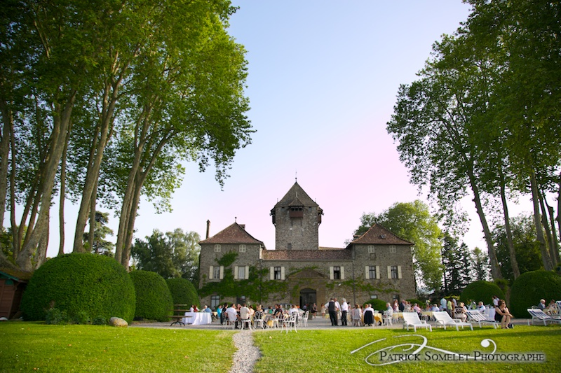 Mariage au Château de Coudré