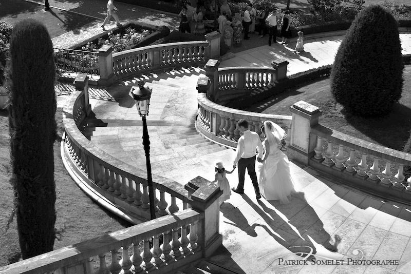 Mariage au Palace de Menthon Saint-Bernard