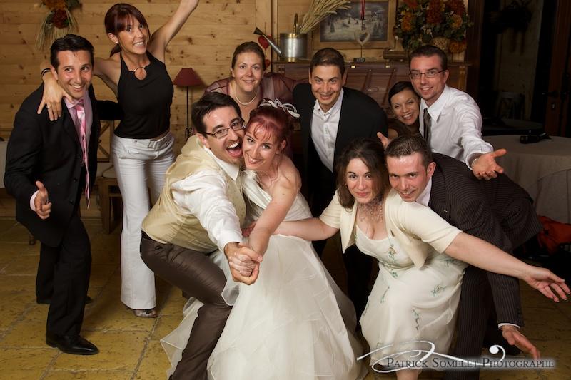 Mariage à la Grange à Jules.