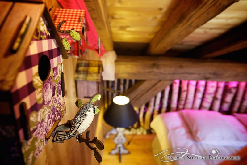 Tahiti Eden Spa, chambre d'hôtes.