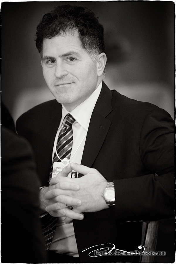 Mickaël Dell, CEO de DELL Industrie