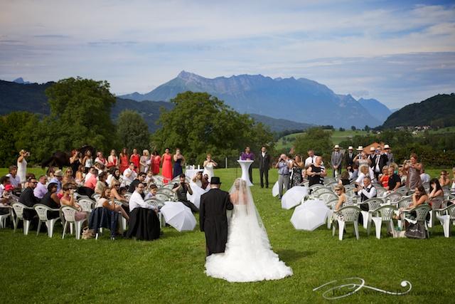 mariage au chteau de arvillard en savoie - Chateau De Candie Mariage