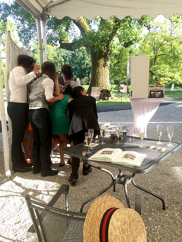 Reportage mariage et photo booth