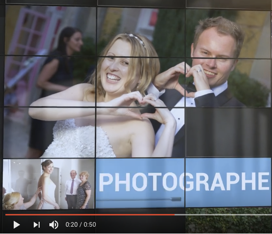teaser Patrick Somelet Wedding Photographer