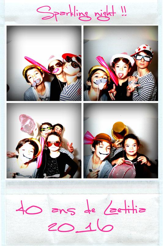 Photobooth LAETITIA