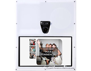 PHOTO BOOTH BASIC : 600 €