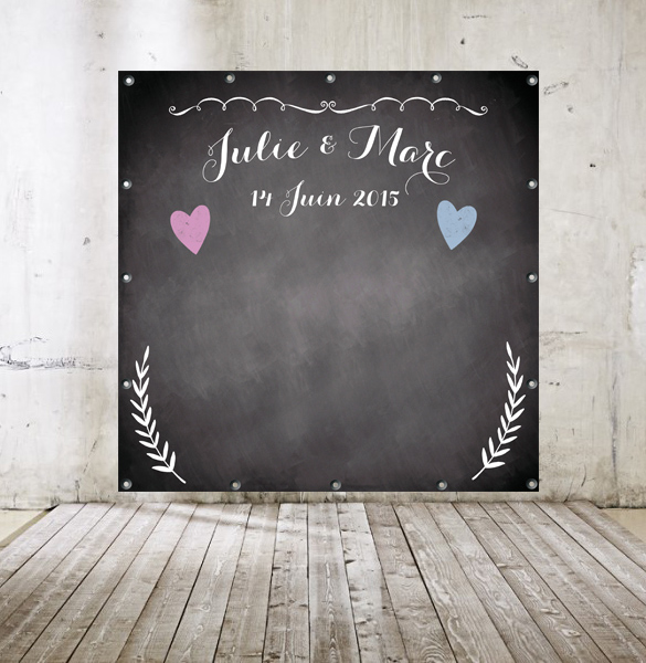 Fond Photo Booth Mariage Wedding 2