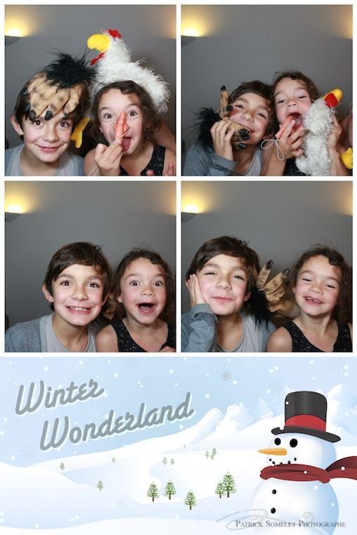 Photo Booth kids party