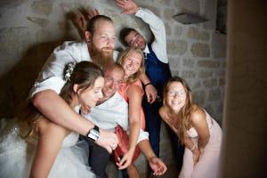 Photobooth pour le mariage de Aurélie et Romain